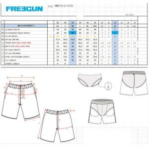Freegun, muški šorc za kupanje, Trendcoo, Beograd