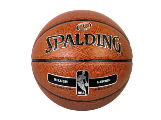Spalding košarkaška lopta NBA Silver indoor/outdoor 76-018z